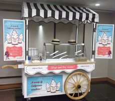 Californian-Raisins-Ice-Cream-Cart